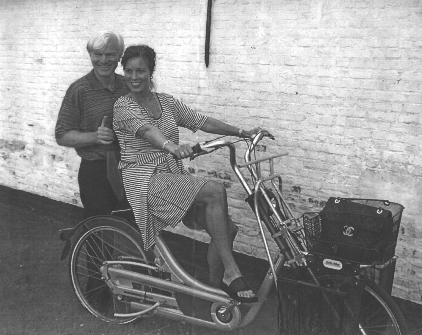 Andries Gaastra en Marion Gaastra-Kowallik