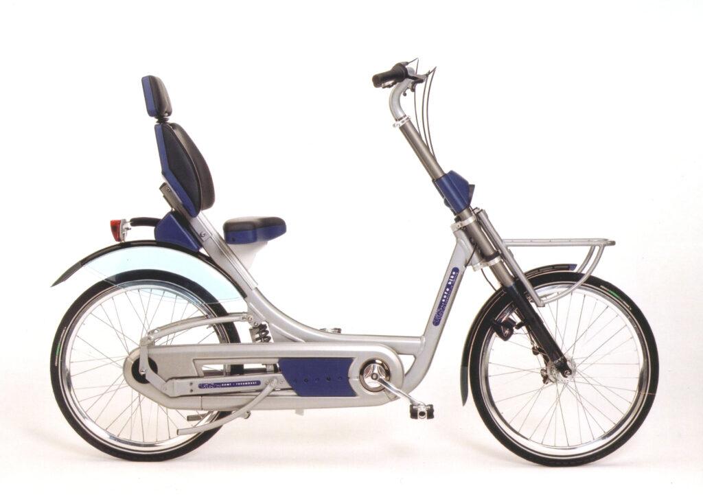 Sofabike - 2. Prototyp