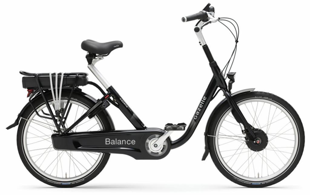 The Balance: ein Gazelle-Fahrrad, entworfen von Andries Gaastra.