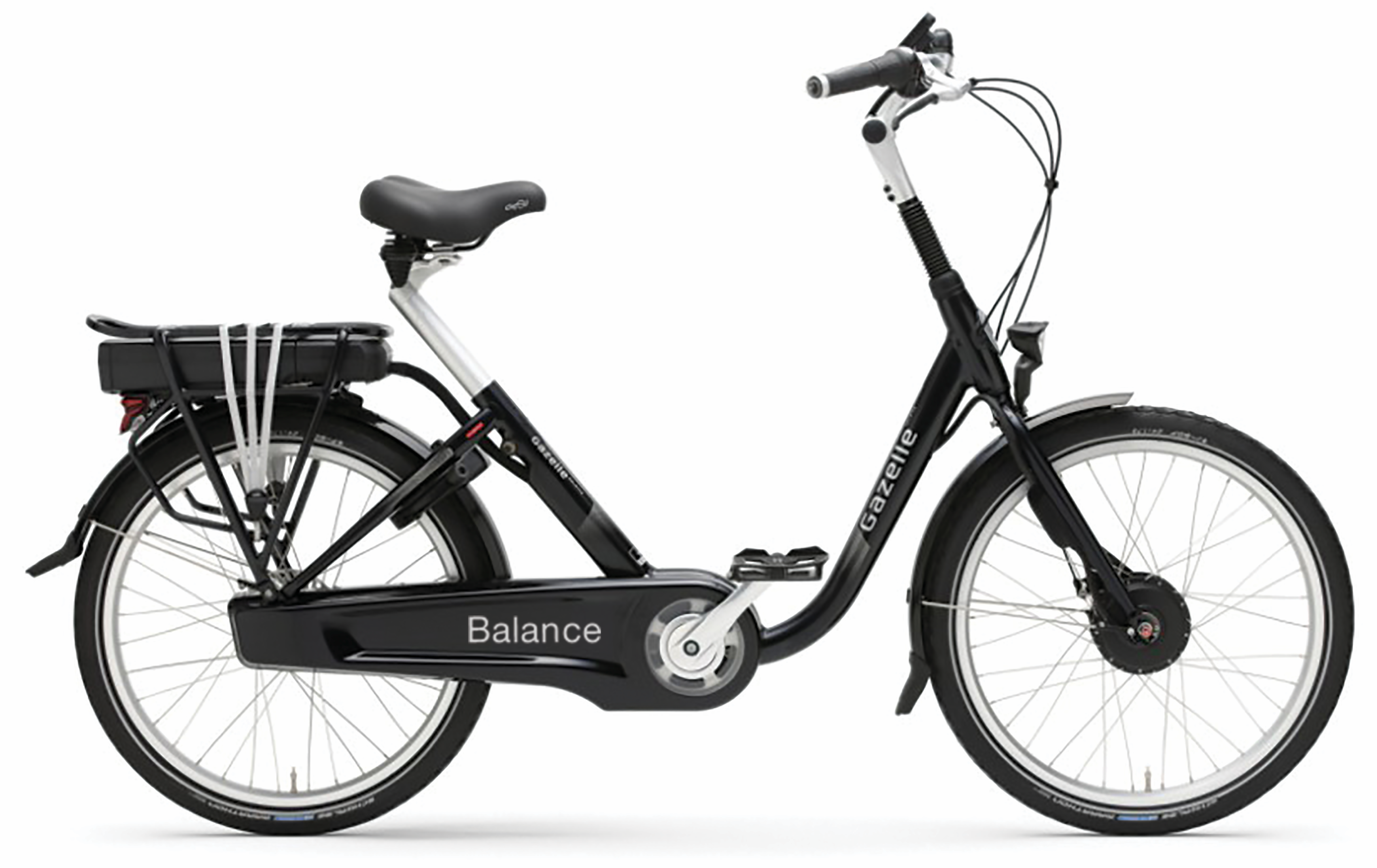 The Balance: a Gazelle bicycle designed by Andries Gaastra.