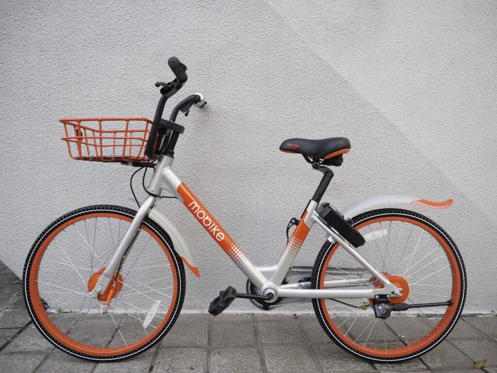 Ideales City-Bike für internationale Vermietungen
