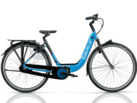 Gaastra's meest recente <q>1 bike fits all</q> E-bike