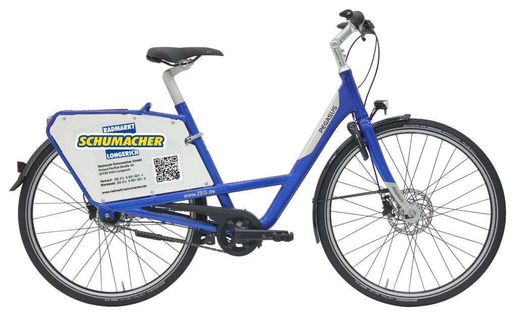 Pegasus Service Bike (ohne Motor)